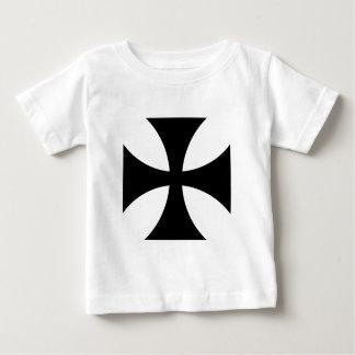 Teutonic Knights Cross #4 Baby T-Shirt