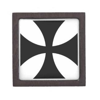 Teutonic Knights Cross #4 Gift Box