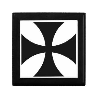 Teutonic Knights Cross #4 Keepsake Box