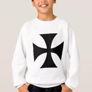 Teutonic Knights Cross #4 Sweatshirt