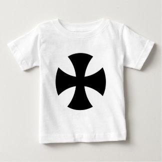 Teutonic Knights Cross Baby T-Shirt
