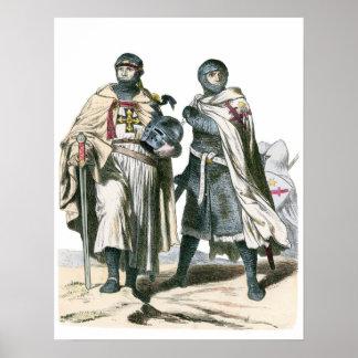 Teutonic Knights Print