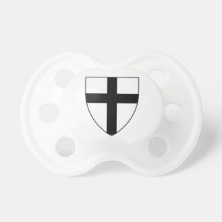 Teutonic Knights Shield Pacifier