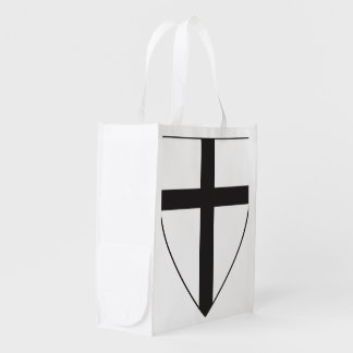 Teutonic Knights Grocery Bags