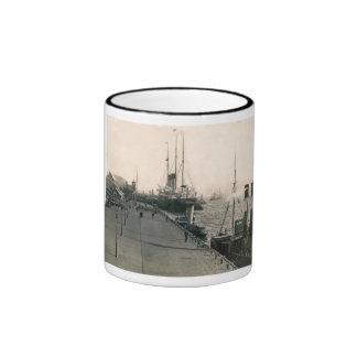 Teutonic Lands Ringer Coffee Mug
