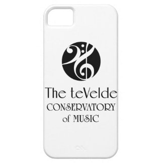 teVelde Conservatory of Music iPhone Case