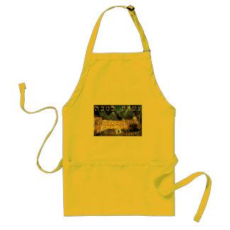 Tevet 10 adult apron