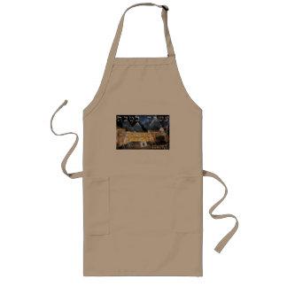 Tevet 10 long apron
