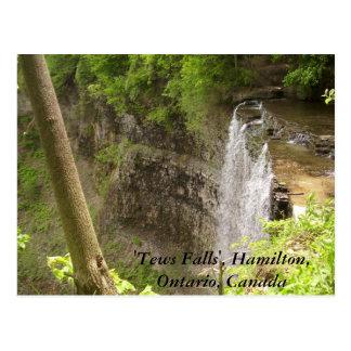 """""""Tews baja"""", Hamilton, Ontario… Tarjetas Postales"""