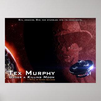 Tex Murphy: Conforme a un poster de la luna de la