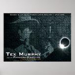 """Tex Murphy: The Pandora Directive Poster [28""""x20""""]"""