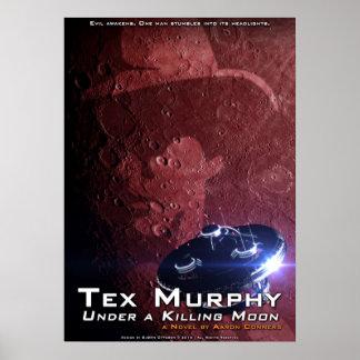 "Tex Murphy: Under a Killing Moon Poster [20""x28""]"