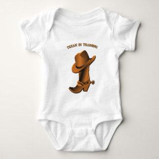 Texan en el entrenamiento tshirts