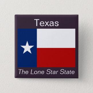 Texan Flag Button