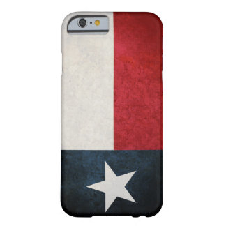 Texan Flag Barely There iPhone 6 Case