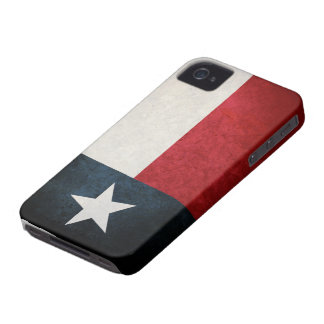 Texan Flag iPhone 4 Cover