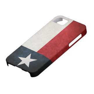 Texan Flag iPhone SE/5/5s Case