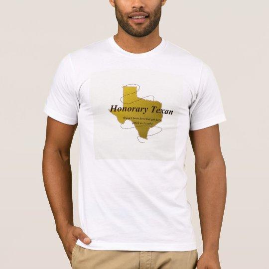 Texan honorario playera