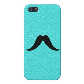 Texan Mustache iPhone 5 Cases