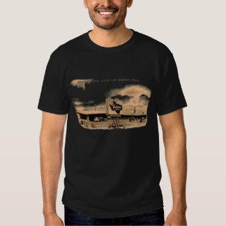 Texana Motel black shirt