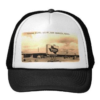 Texana Motel trucker hat