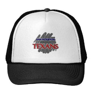 Texans de la High School secundaria de Sam Houston Gorras