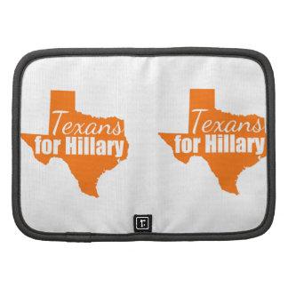 Texans para Hillary Organizadores