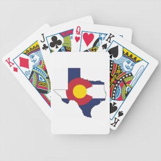 Texarado - Texas / Colorado Poker Playing Cards