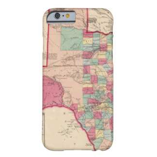 Texas 10 barely there iPhone 6 case