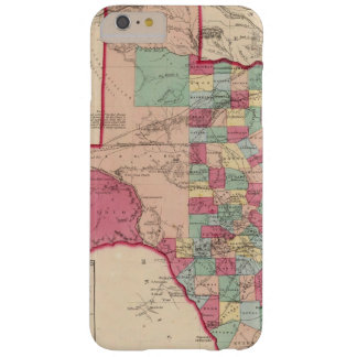 Texas 10 barely there iPhone 6 plus case