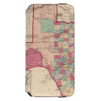 Texas 10 iPhone 6/6s wallet case