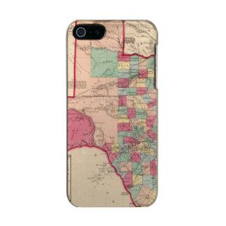 Texas 10 metallic iPhone SE/5/5s case