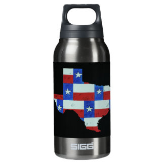 TEXAS 10 OZ INSULATED SIGG THERMOS WATER BOTTLE