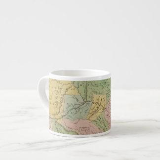 Texas 14 espresso mug