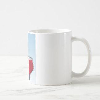 Texas 1836 coffee mug