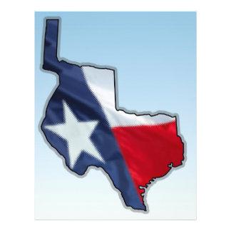 Texas 1836 flyer