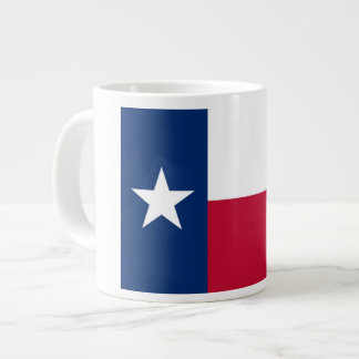 Texas 20 Oz Large Ceramic Coffee Mug