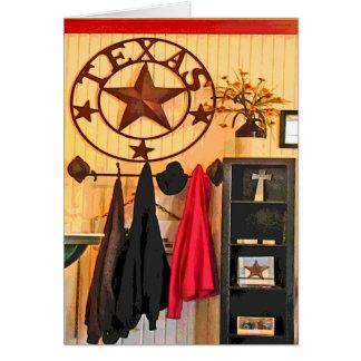 Texas 290 Diner Decor, Johnson City, TX Card