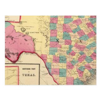 Texas 2 postcard