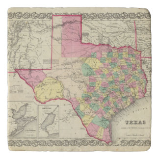 Texas 2 trivet