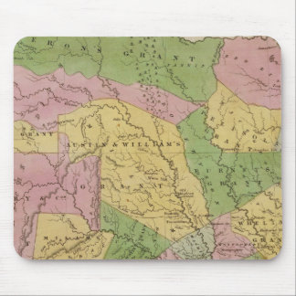 Texas 3 mouse pad
