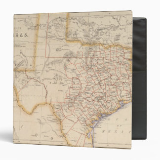 Texas 4 3 ring binder