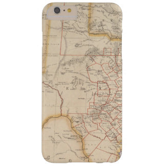 Texas 4 barely there iPhone 6 plus case