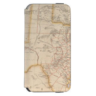 Texas 4 iPhone 6/6s wallet case
