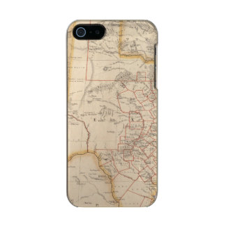 Texas 4 metallic phone case for iPhone SE/5/5s