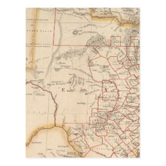 Texas 4 postcard