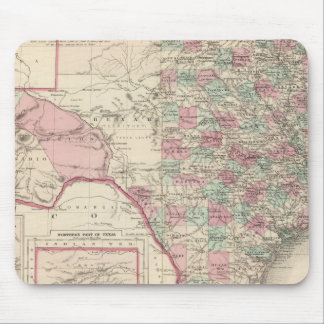 Texas 5 mouse pad