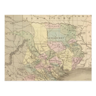 Texas 6 postcard