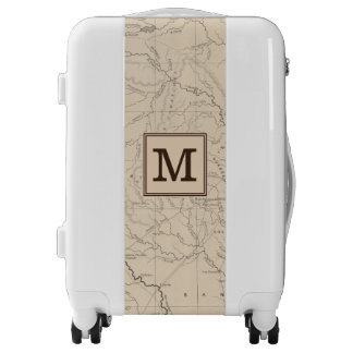 Texas 8 | Monogram Luggage