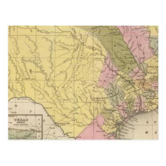 Texas 9 postcard